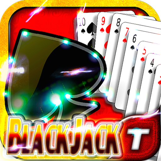 Blackjack Lucky Cards Play VIP LOGO-APP點子