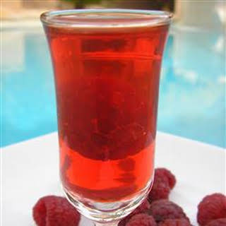 Raspberry Party Shots.
