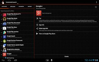 Screenshot of QuickShortcutMaker