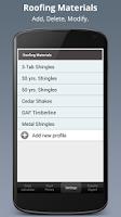 Screenshot of Roofing Calculator PRO
