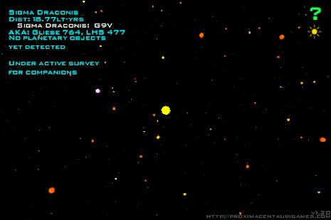 Near Star Map - screenshot thumbnail