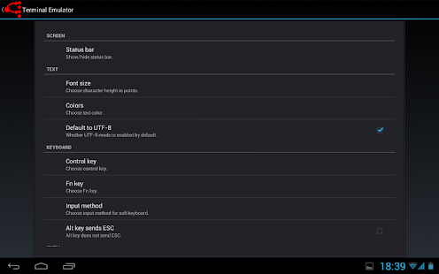 Simple Multicast - screenshot thumbnail