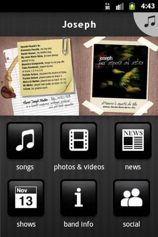 玩免費音樂APP|下載Joseph app不用錢|硬是要APP