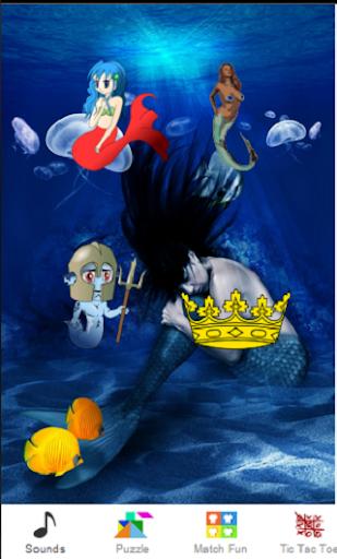 Mermaids Free Game