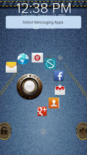 Jeans - Start Theme - screenshot thumbnail