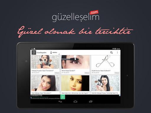 玩免費生活APP|下載Güzelleşelim - Makyaj İpuçları app不用錢|硬是要APP