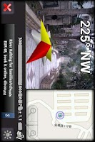 Screenshot of 3D Compass (for Android 2.2-)