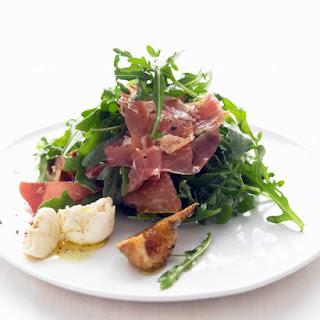 Prosciutto, Fig, and Mozzarella Salad