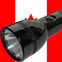 Flashlight of Canada icon