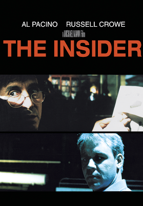 Image result for the insider movie poster
