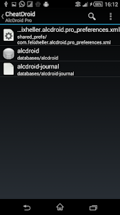 Cheat Droid ★ root only - screenshot thumbnail
