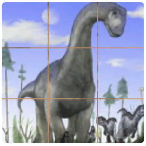 Dinosaur Puzzle for PC and MAC