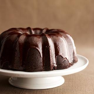 Devils Bundt Cake.