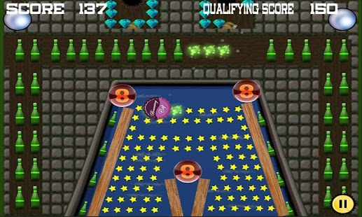 Bouncing Cap - screenshot thumbnail