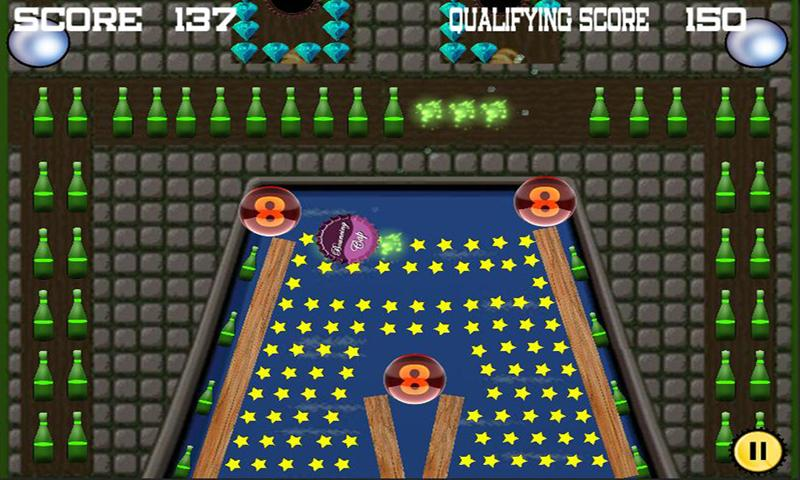 Bouncing Cap - screenshot