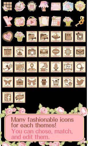 Classic Wallpaper Rococo Rose 1.0.0 Windows u7528 4