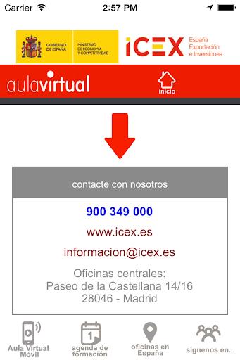 玩商業App|ICEX Aula Virtual免費|APP試玩