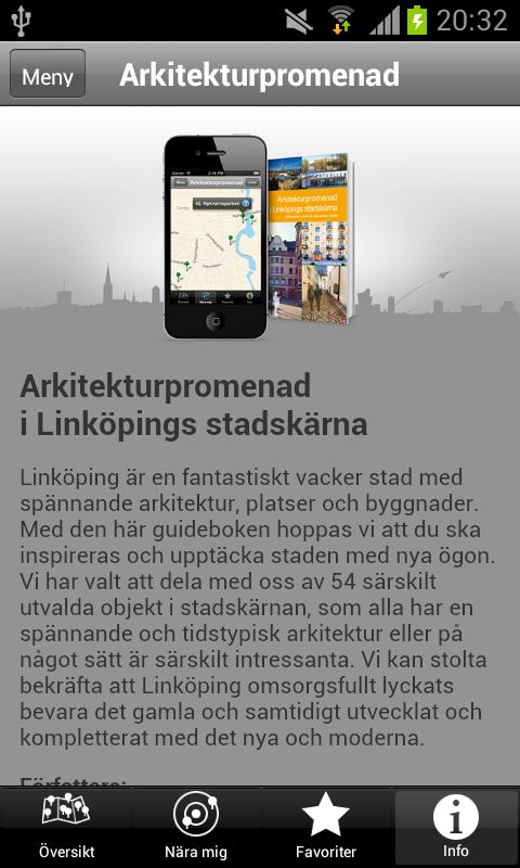 Se Linköping - screenshot