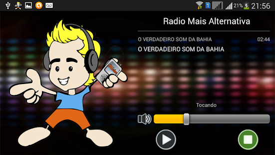 Radio Mais Alternativa- screenshot thumbnail