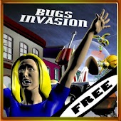 Bugs Invasion - MOGA sup.