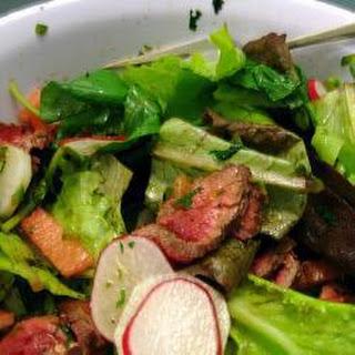 Beef Thai Salad Recipe
