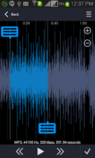 MP3 Player Pro- screenshot thumbnail