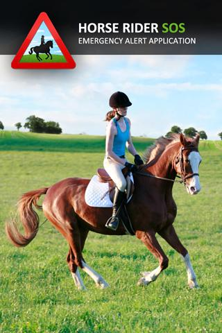 Horse Rider SOS- screenshot