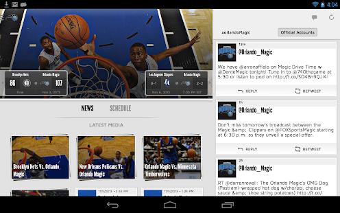 Orlando Magic - screenshot thumbnail