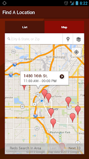 Chipotle Mobile Ordering - screenshot thumbnail