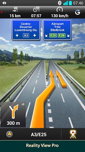 【免費旅遊App】NAVIGON UK-APP點子