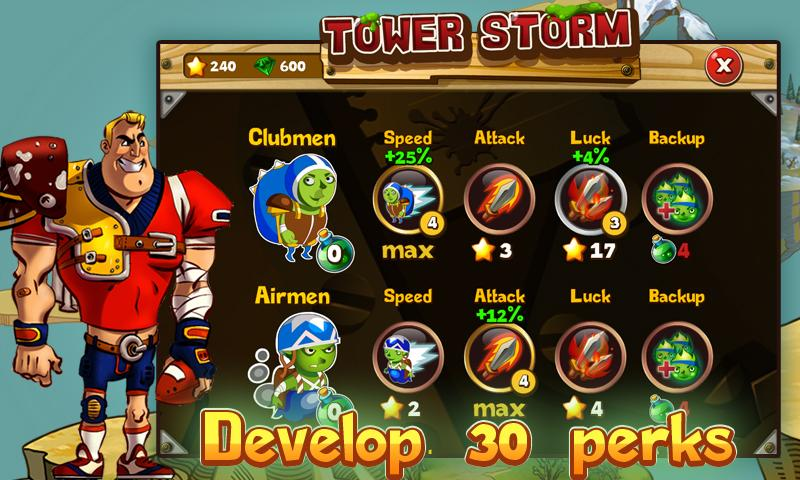 Tower Storm - screenshot