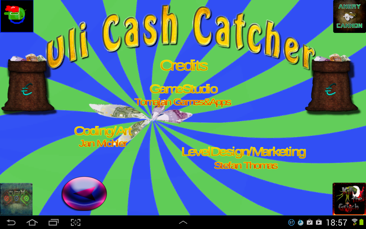 Uli CashCatcher WM2014 Special- screenshot