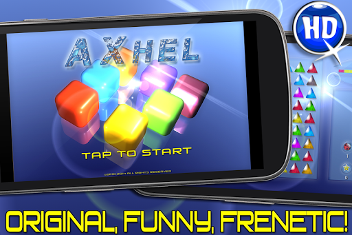 AX-hel – A Fun Puzzle Game