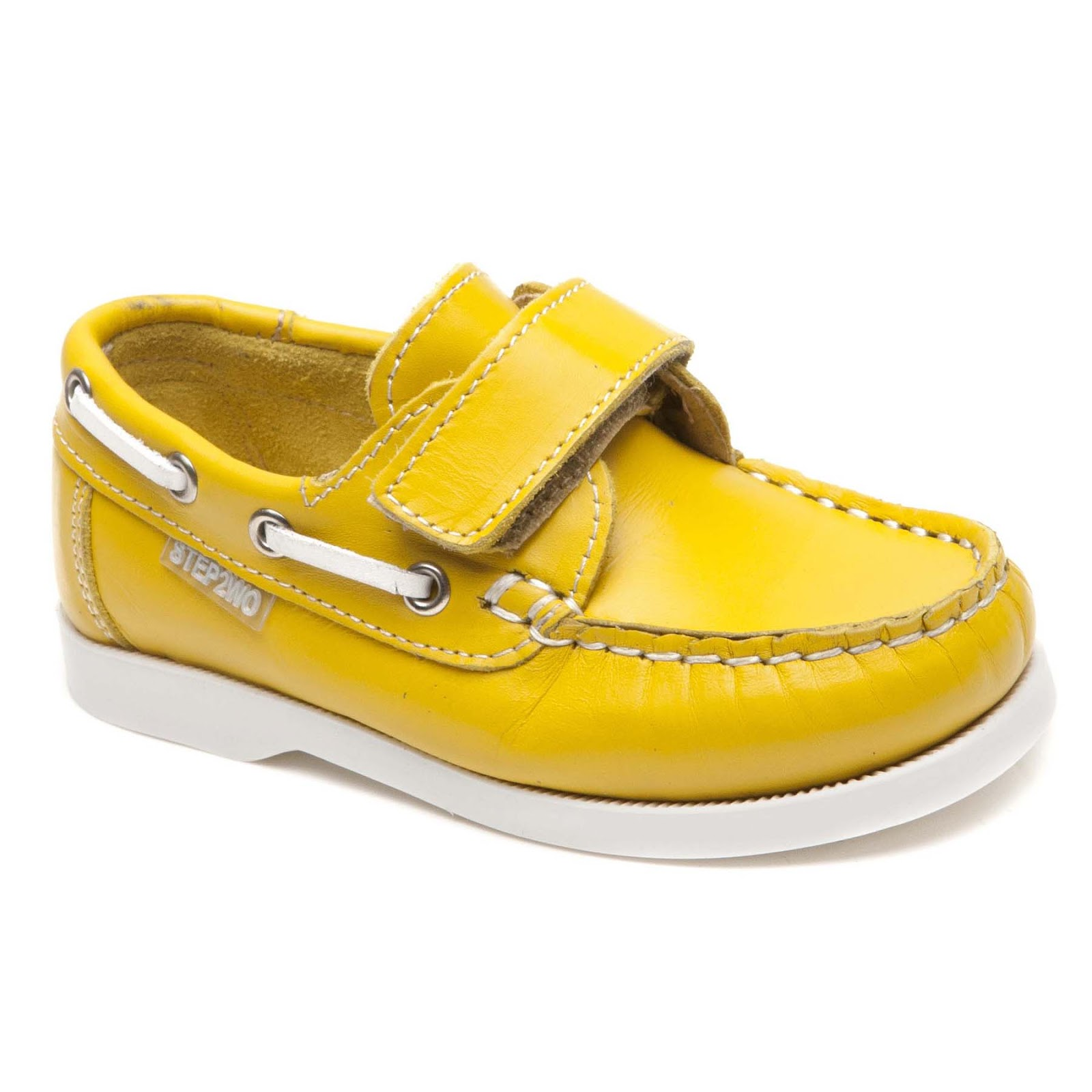 Noble 2 - Velcro Boat Shoe