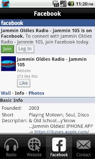 Jammin 105- screenshot thumbnail