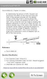 FAA CFI Flight Instructor Prep- screenshot thumbnail