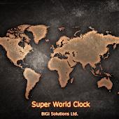 Super Wold Clock