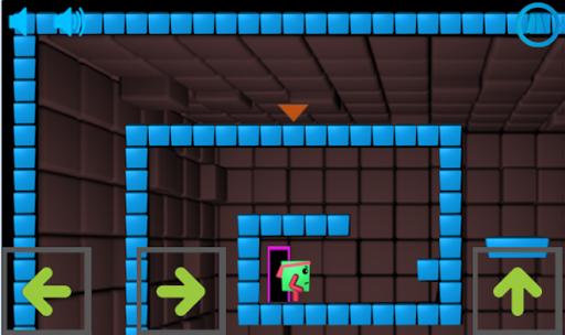 【免費冒險App】Block Boy Lite Platform Game-APP點子