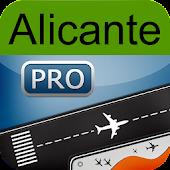 Alicante Airport+FlightTracker