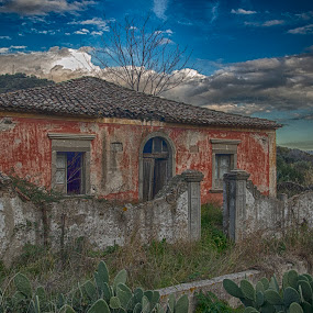 Sicily by Massimo Grassi - Buildings & Architecture Decaying & Abandoned