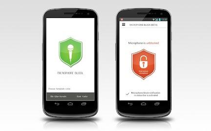 Mic Block - Anti spy & malware Screenshot 36