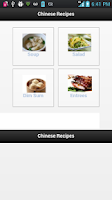 Screenshot of Chinese Cooking Recipes