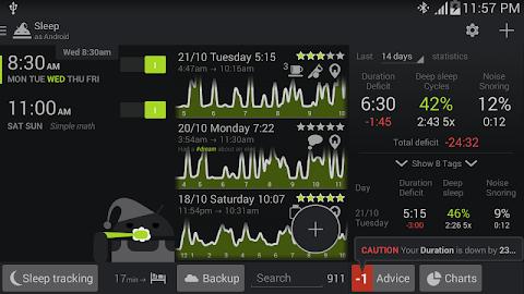 Sleep as Android Screenshot 23
