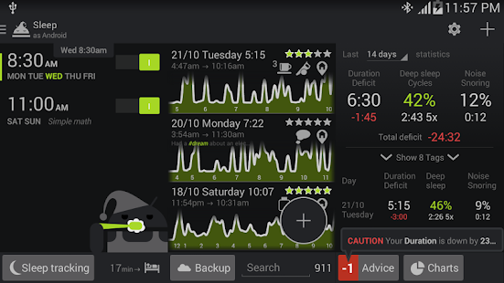 Sleep as Android Screenshot 30