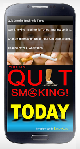 Quit Smoking Today Subliminal