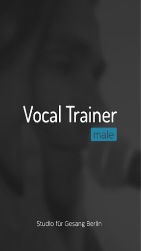 Vocal Trainer male