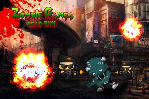 Zombie Games: Dead Run