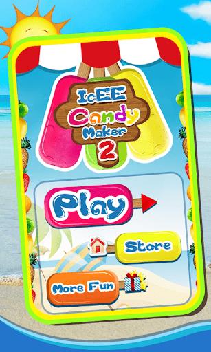 冰糖果制造商-厨师游戏