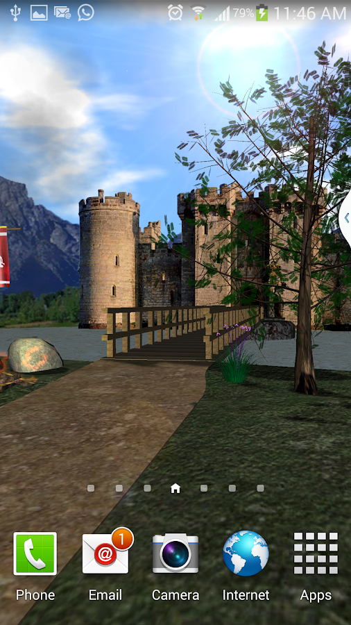 Clash of Medieval Castle lite - screenshot