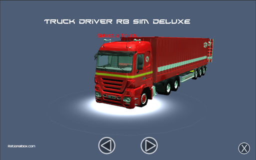 Truck Driver RB Sim HD Deluxe